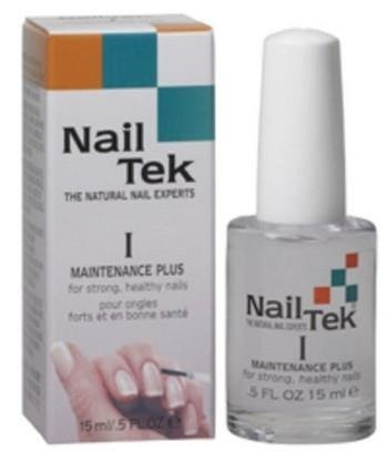 Nail Tek Formuła I  Maintenance Plus - 15 ml