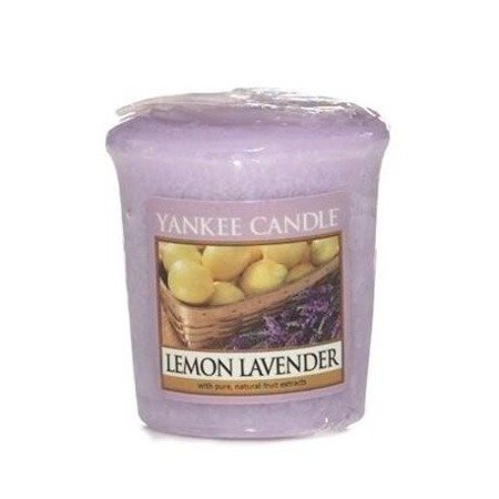 Yankee Candle Sampler Votive Lemon Lavender