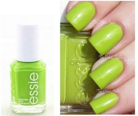 Essie Lakier Nr 1027 The Marrier Matowy