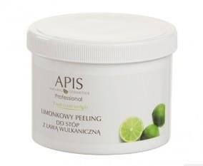APIS Fresh Lime terApis limonkowy peeling do stóp 500ml