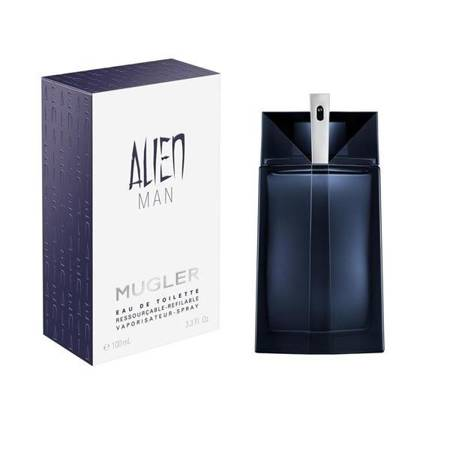 Alien Man woda toaletowa refillable spray 100ml