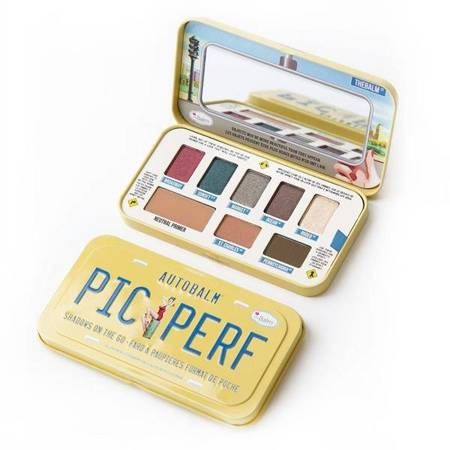 Autobalm Pic Perf Shadows On the Go paleta cieni do powiek