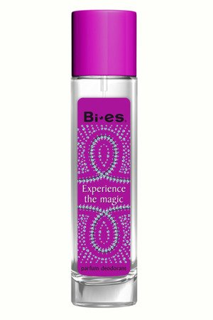 Bi-es Experience The Magic damski dezodorant perfumowany atomizer 75ml