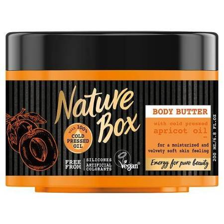 Body Butter masło do ciała Apricot Oil 200ml