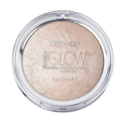CATRICE High Glow Mineral Highlighthing Powder puder rozświetlający 010 Light Infusion 8g