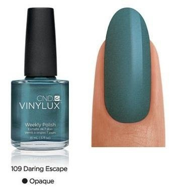 CND VINYLUX Lakier 7-dniowy Daring Escape Nr 109