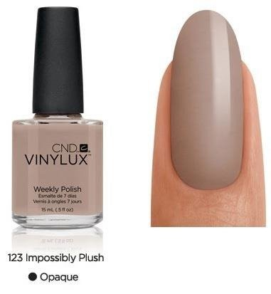 CND VINYLUX Lakier 7-dniowy Impossibly  Plush