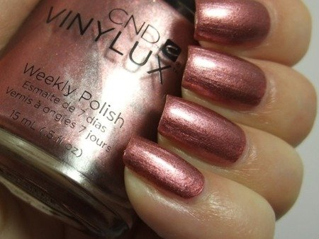 CND VINYLUX Lakier 7-dniowy Nr 212 untited Bronze