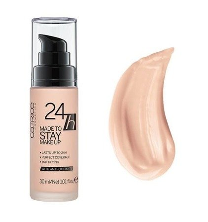 Catrice podkład 24h Made To Stay Make Up Nr 005 Ivory Beige 30 ml