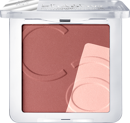 Catrice róż z rozświetlaczem Light And Shadow Contouring Blush 010 Bronze Me Up Scotty!