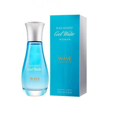 Cool Water Wave Woman woda toaletowa spray 30ml