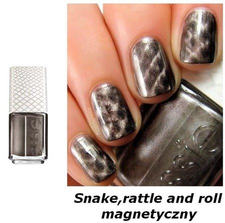 Essie Lakier Magnetyczny Rattle and Roll