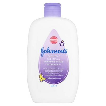 Johnson's Bedtime Baby Lotion mleczko do ciała na dobranoc 300ml
