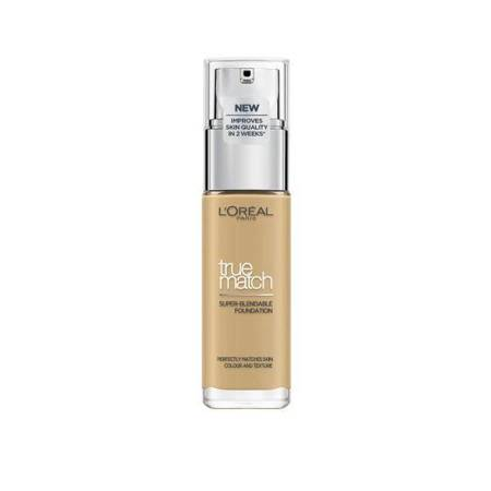 L'OREAL_True Match Foundation New podkład do twarzy D4-W4 Golden Natural 30ml