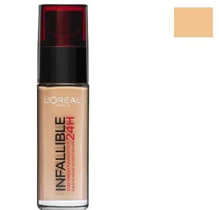 Loreal Podkład Infallible 235 Miel Honey 30ml