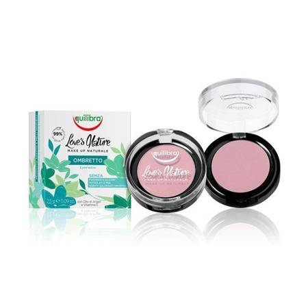 Love's Nature Eyeshadow cień do powiek 04 Pearly Rose 2.5g