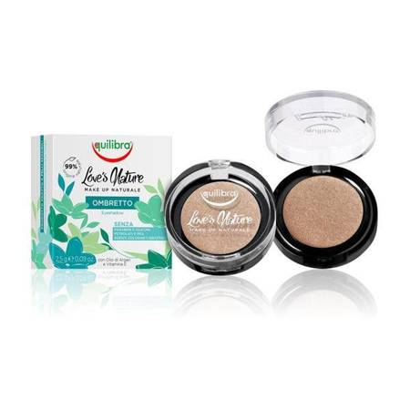 Love's Nature Eyeshadow cień do powiek 06 Golden Bronze 2.5g