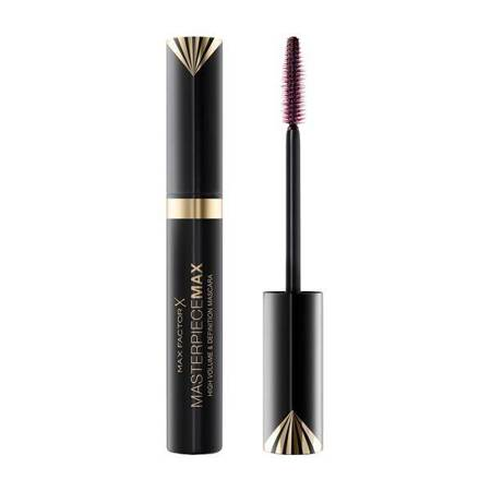 MAX FACTOR Masterpiece Max High Volume And Definition Mascara pogrubiający tusz do rzęs 01 Black 7,2ml