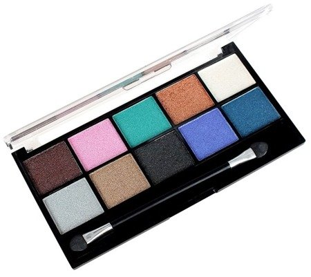 MUA Paleta cieni 12 do powiek Up All Night