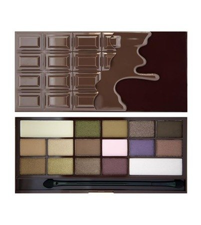 Makeup Revolution Paletka Cieni I Heart Chocolate 22g