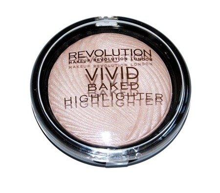Makeup Revolution Rozświetlacz Peach Lights