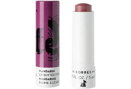 Mandarin Lip Butter Stick masełko do ust w sztyfcie Purple 5ml