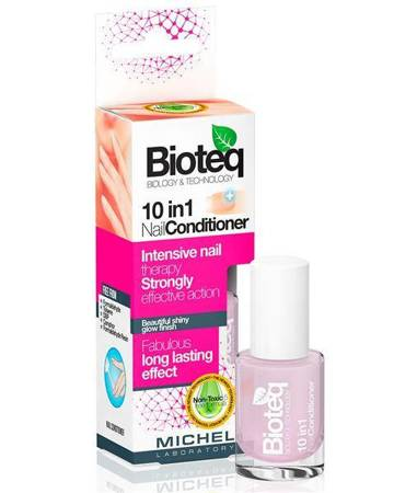 BIOTEQ_Nail Conditioner 10in1 odżywka do paznokci 10ml