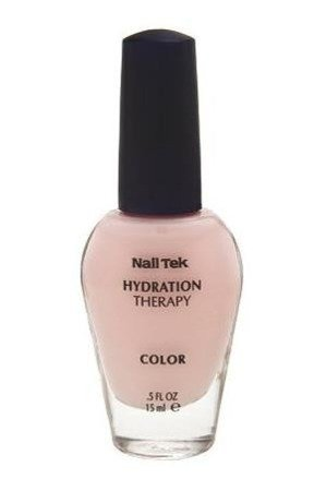 Nail Tek Hydration Therapy lakier Just Think Pink 15 ml