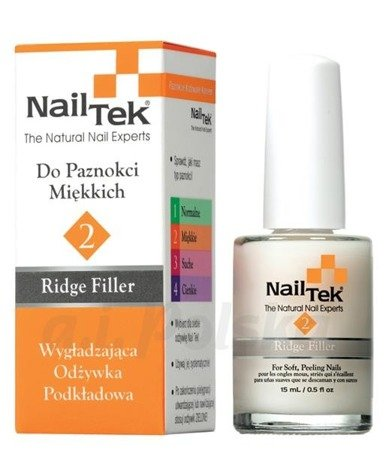 Nailtek foundation II Nail tek 15ml