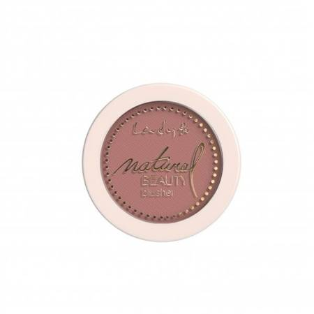 Natural Beauty Blusher róż do policzków 4 3.2g