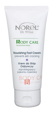 Norel Dr Wilsz BODY CARE Odżywczy krem do stóp 100ml