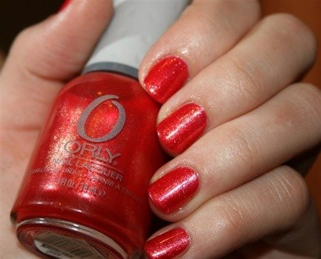Orly Lakier Nr 20547 Ruby Passion