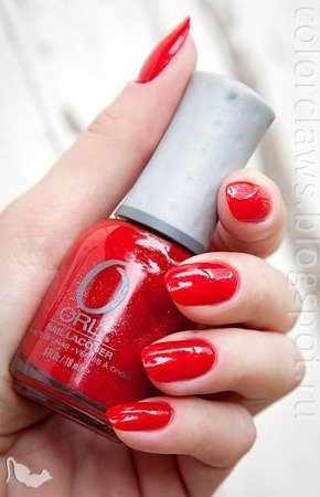 Orly Lakier Nr 20634 Red Carpet