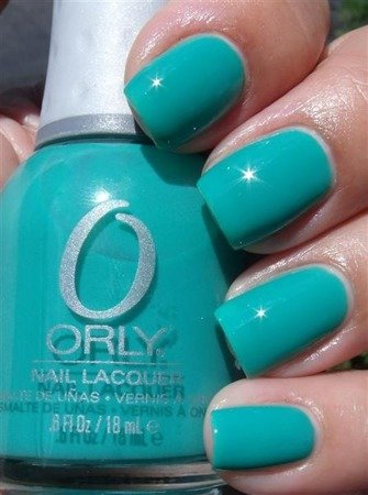 Orly Lakier Nr 20638 Green With Envy
