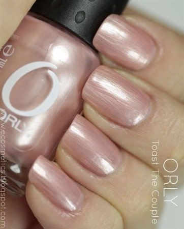 Orly Lakier Nr 40004 Toast The Couple