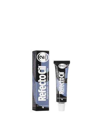REFECTOCIL_Eyelash And Eyebrow Tint henna do brwi i rzęs 2 Blue Black 15ml