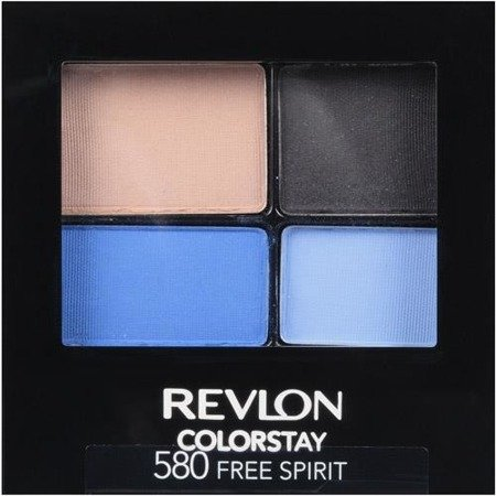 REVLON ColorStay 16 Hour Eye Shadow Quad poczwórne cienie do powiek 580 Free Spirit 4,8g