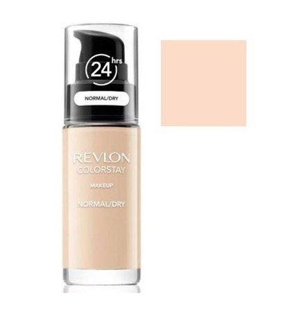 REVLON ColorStay With Pump makeup normal/dry skin 110 Ivory 30ml
