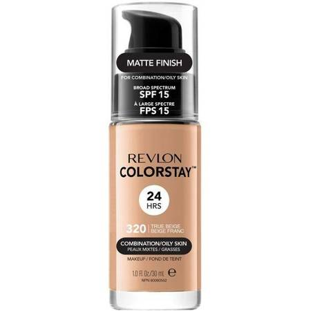 REVLON_ColorStay With Pump makeup combination/oily skin 320 True Beige 30ml
