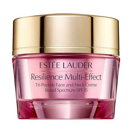 Resilience Multi-Effect Tri-Peptide Face and Neck Creme SPF15 krem do twarzy do cery suchej 50ml