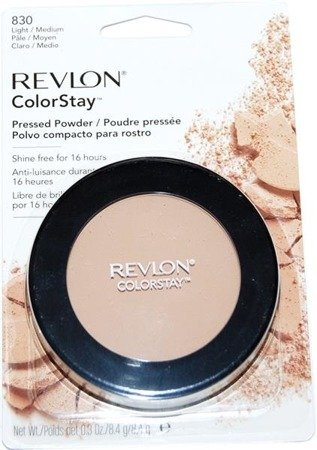 Revlon Colorstay Pressed Powder- Puder prasowany odcień 830 Light/Medium 8,4g