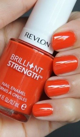 Revlon Lakier Brilliant Strength Nr 130 Inflame