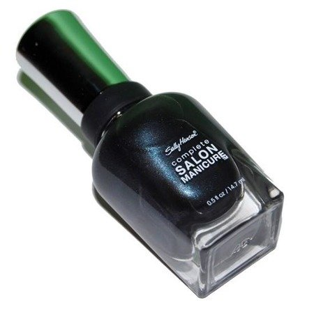 Sally Hansen Complete Salon  340 Black Platinum
