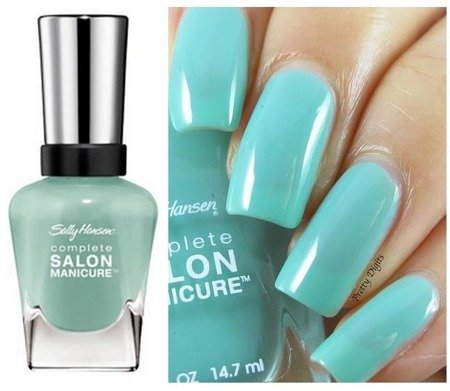 Sally Hansen Complete Salon Manicure 672 Jaded