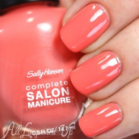 Sally Hansen Lakier Complete Salon Kashmir Valley Nr 848