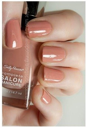 Sally Hansen Lakier Complete Salon Manicure Nude Now 230
