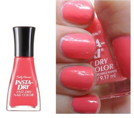 Sally Hansen Lakier INSTA DRI Peachy Breeze