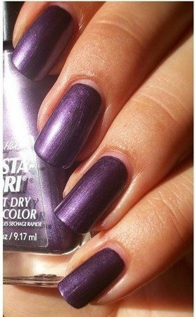 Sally Hansen Lakier INSTA DRI Purple Bolt