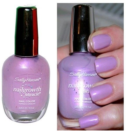 Sally Hansen Lakier Nailgrowth Miracle Loyal Lavender 170