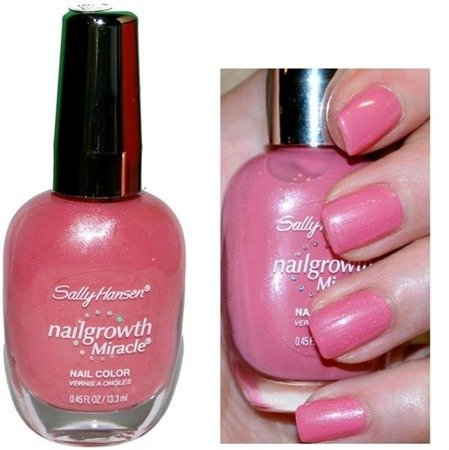Sally Hansen Lakier Nailgrowth Miracle Sweet Sunrise 240